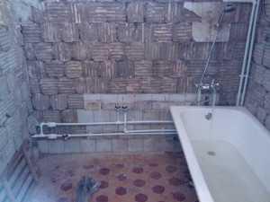 проверка ванной