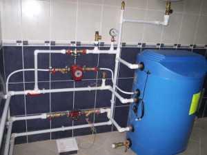 водоснабжение коттеджа
