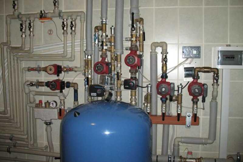 Проведение водоснабжения в коттедж, не очень сложно!