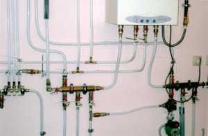 схема водоснабжения коттеджа