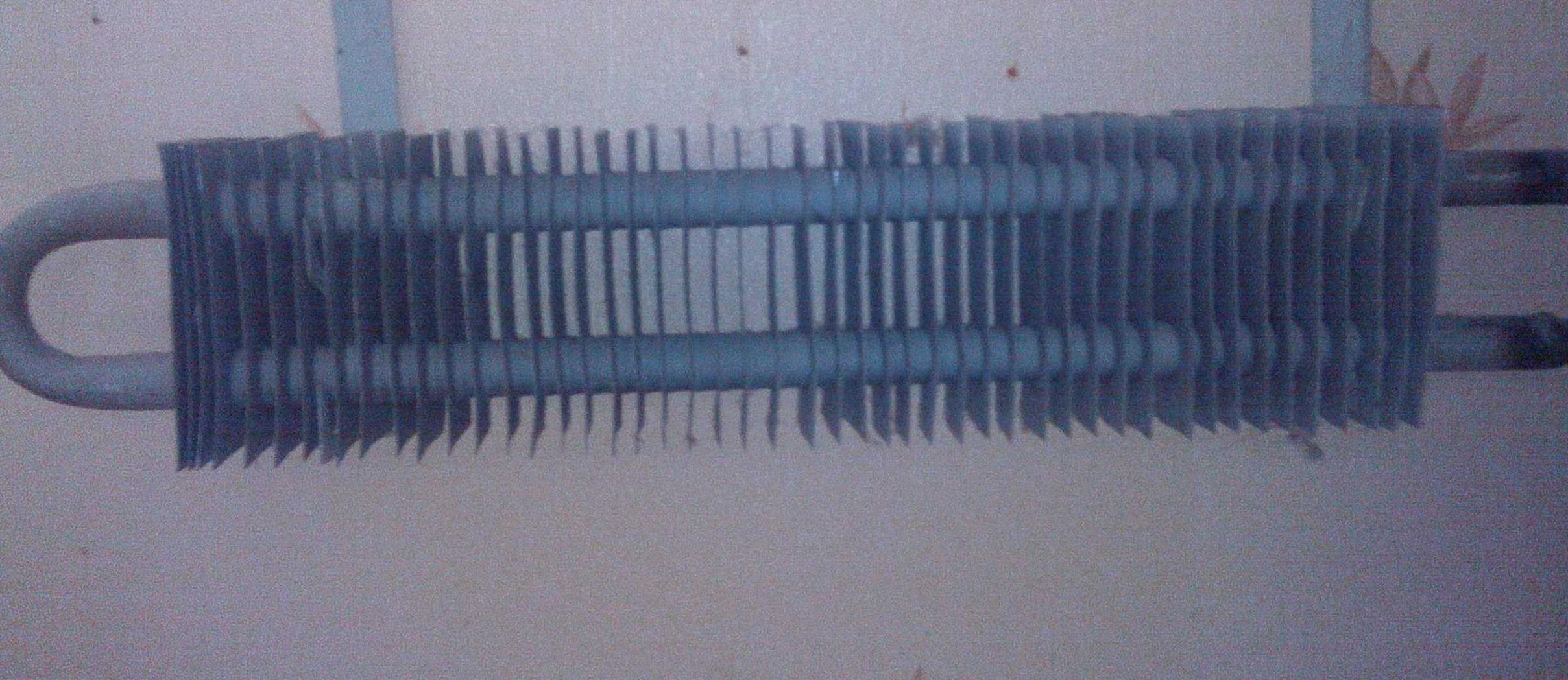 Водяной конвектор отопления-краткое описание