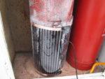 Отопление с помощью сжиженного  газа