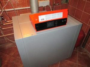 установка-напольного-котла-Viessmann