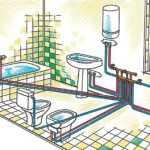 схема водоразбора