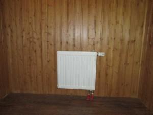 Подключение панельных радиаторов