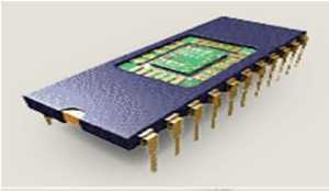 микропроцессора в чипе SMPS