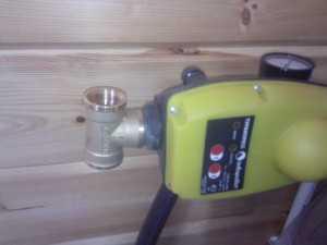 установка водонагревательного кабеля