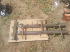 гидрострелка схема изготовления