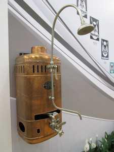 водонагреватель установка