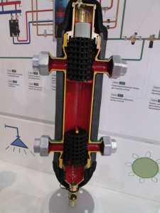 устройство гидрострелки