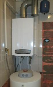 газовые котлы отопления бакси