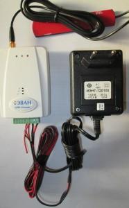 Интеллектуальный термостат GSM-Climate (модель ZONT H-1