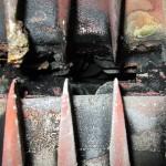 ремонт чугунных теплообменников
