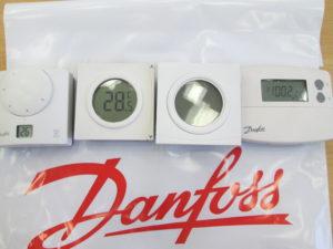 термостатические головки на радиаторах