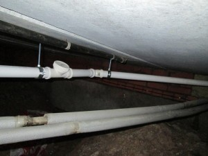 провести канализацию в частном доме