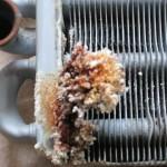 ремонт медного теплообменника