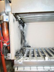 ремонт теплообменика
