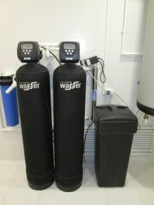 монтажа системы водоснабжения