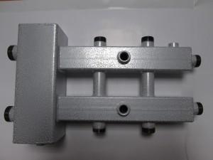 Гидравлический разделитель совмещенный с коллектором Север-М3