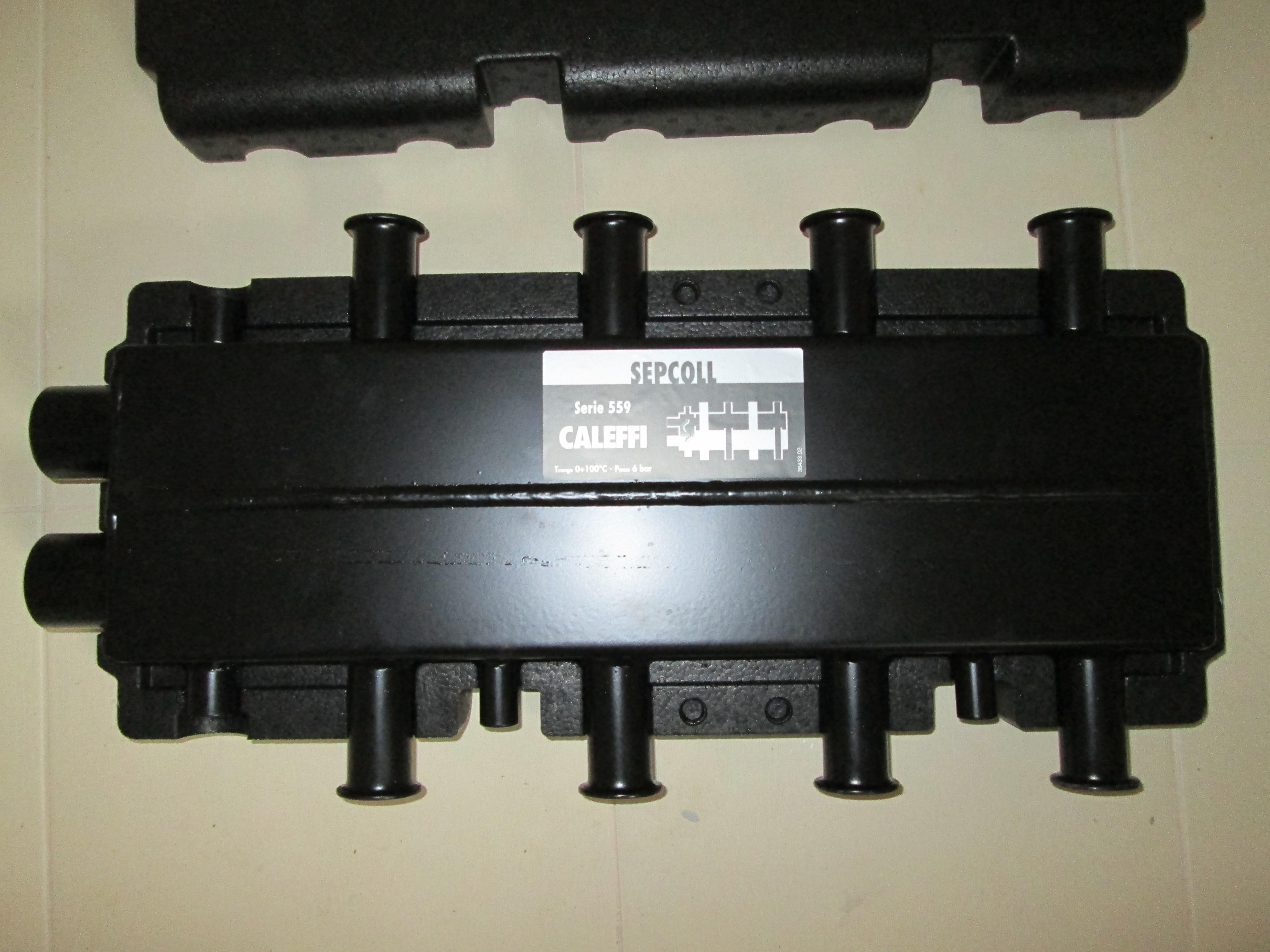 CALEFF гитрострелка комбинированая