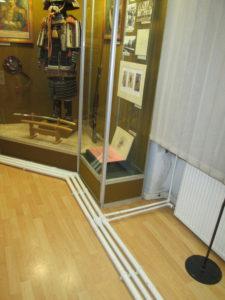 отопление тихельмана в музее