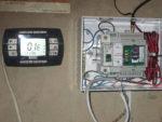 Подключение  ZONT- H1V к котлу Baxi Nuvola 3 Comfort.