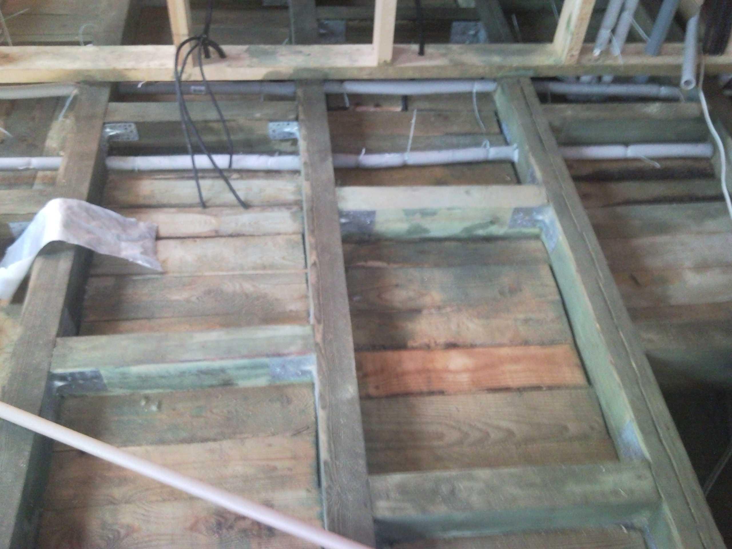 Есть бетонного пола материалы какие для гидроизоляции