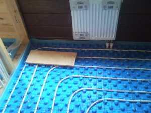 Панельный радиатор Kermi