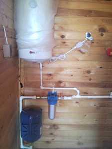 установка водонагревателя своими силами
