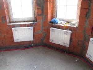 способ подключения двухтрубной системы отопления