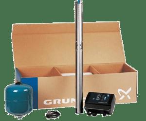Комплект поставки Grundfos SQE