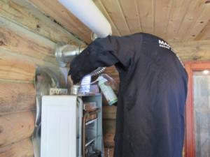 как отчистить теплообменник газового котла