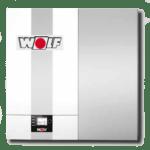 Руководство настенного конденсационного котла с водонагревателем CGW-2