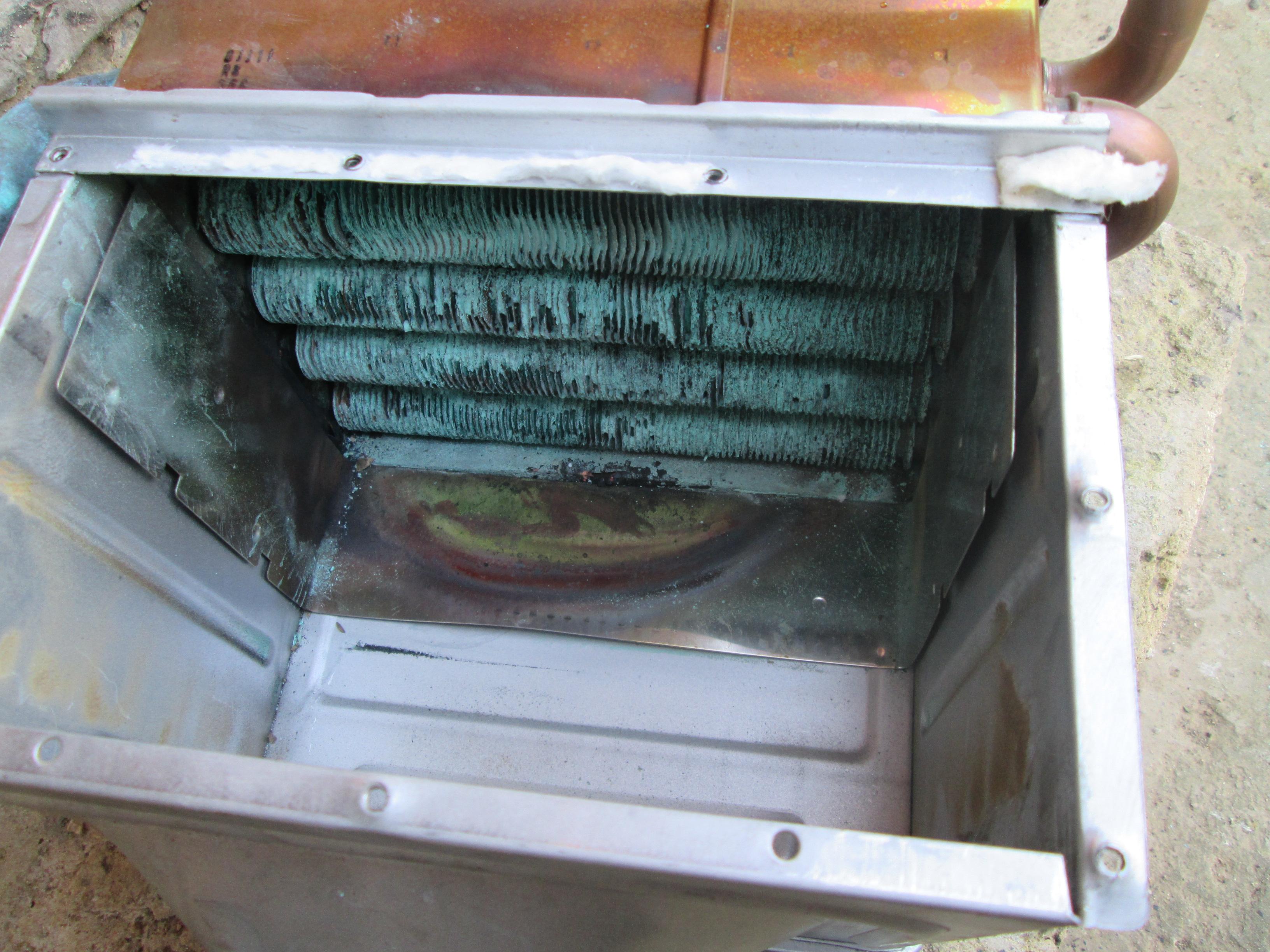 Копоть на теплообменнике Паяный теплообменник HISAKA BX-30 Махачкала