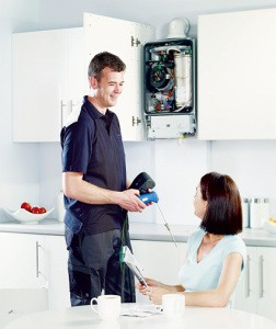 ремонт платы управления газового котла
