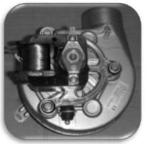 Вентилятор настенного газового котла